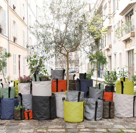 Vasi per fiori e piante batyline di bacsac - Vasi piante design ...
