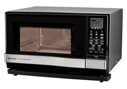 Sharp ax 1100in il forno microonde che cuoce con il vapore - Forno con cottura a vapore ...