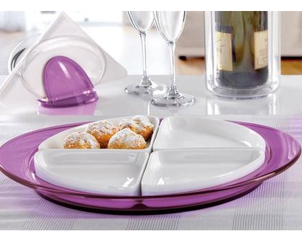 Guzzini Feeling, una linea di accessori di design per la tavola e la ...