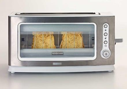 Tostapane ariete look toast guarda la doratura dei for Prezzi tostapane