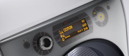 wholesale dealer 662cc ec30a Hotpoint Ariston Aqualtis AQ94D 49D IT: bianchi e colorati ...