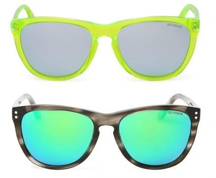 Specchiate Da VivaciTopnegozi SundekLenti Colori Occhiali E it Sole T1lKc3FJ