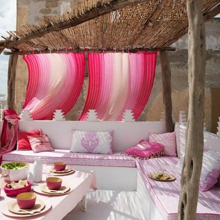 Arredamento di design per terrazzi balconi e giardini - Arredi per giardini e terrazzi ...