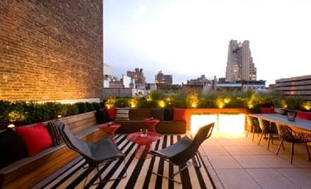 Arredamento di design per terrazzi balconi e giardini - Terrazzi di design ...