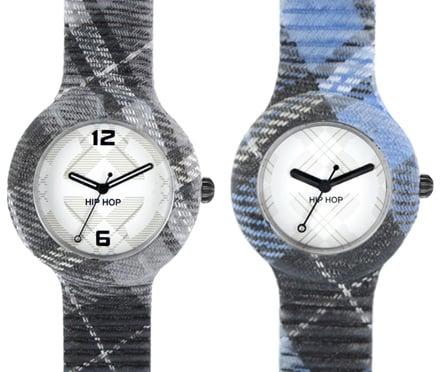Hip Hop Tartan, l\'orologio più glamour dell\'inverno 2013-14 ...
