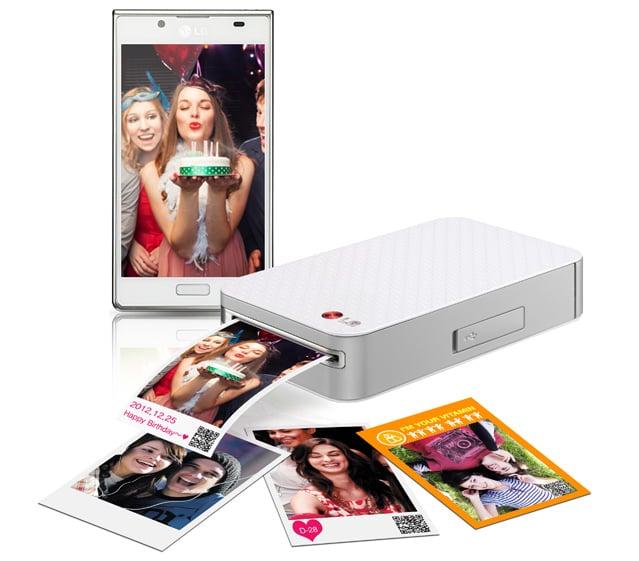 LG Pocket Photo PD233