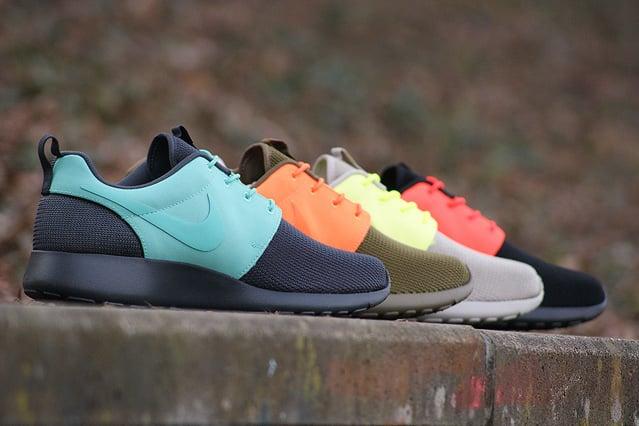Nike Roshe Run Particolari