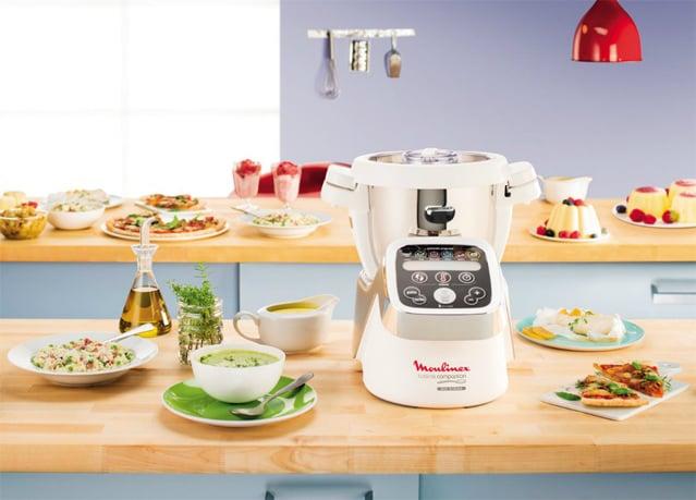 Moulinex hf800a companion cuisine il tuo nuovo compagno in cucina - Robot da cucina moulinex prezzi ...