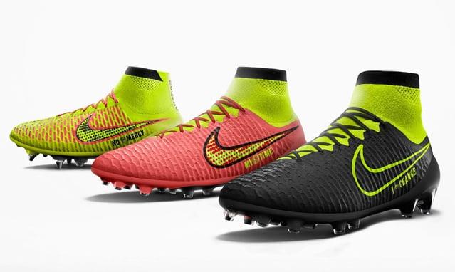 scarpe da calcio magista alte