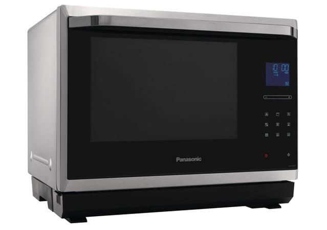 Panasonic nn cf873sepg forno microonde compatto ma - Forno e microonde combinato ...