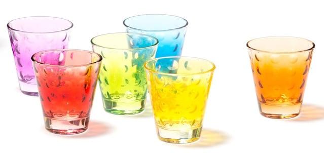 Bicchieri leonardo un arcobaleno in tavola for Bicchieri birra prezzi