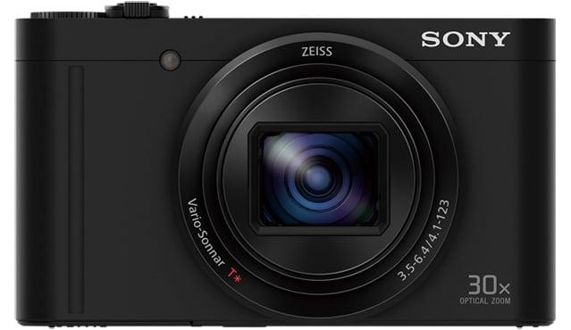 Sony DSC-WX500 - fronte