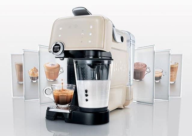 Lavazza fantasia macchina da caffe 39 a modo mio con - Macchina caffe lavazza in black ...