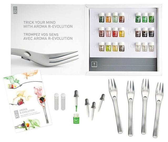 Kit cucina molecolare aroma r evolution fantasia e - Cucina evolution ricette ...