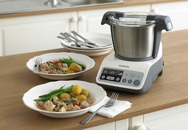 Kenwood kcook ccc200wh per semplificare la tua vita in - Robot per cucinare kenwood ...