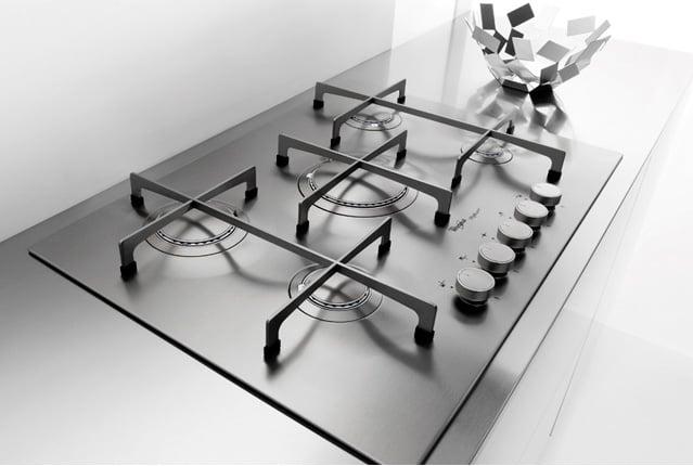 Piano cottura Whirlpool AKT 799/IXL, design e bellezza garantite 10 ...