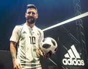 I mondiali con Adidas: il pallone ufficiale della FIFA World Cup 2018