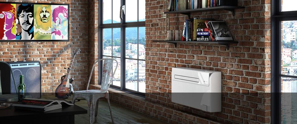 Olimpia Splendid Unico, gli unici climatizzatori senza unità esterna