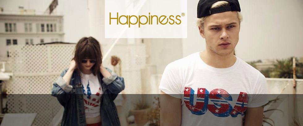 Happiness - Buono sconto 30% collezione Asia SS16