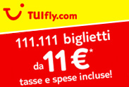 TUI Fly - Voli Aerei a prezzi Bassissimi
