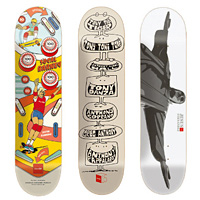 Tavole da skateboards Chocolate