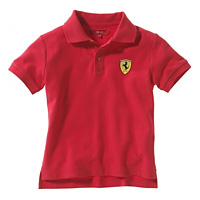 Abbigliamento Ferrari, nuovo sprint ai tuoi ragazzi!