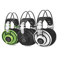 Cuffie stereo Akg, audio professionale