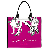 Derriere la Porte: shopping bag coloratissime