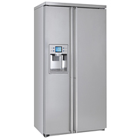 Side by side con dispenser acqua e ghiaccio - prezzi ...