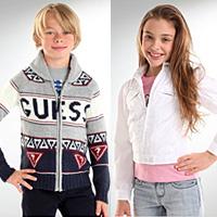 Abbigliamento bambini Guess: indovina indovinello?