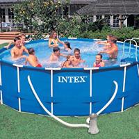 Intex, piscine da giardino