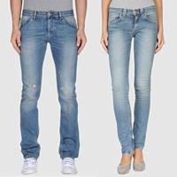 Jeans Dondup uomo | donna, il made in Italy si fa mistico...