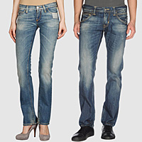 Jeans Meltin' Pot, la moda è internazionale