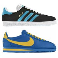 Nike Cortez e Adidas Gazelle, calzature Old Style!