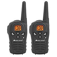 Walkie talkie Midland: comunicazione via radio